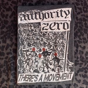 Authority Zero T-Shirt